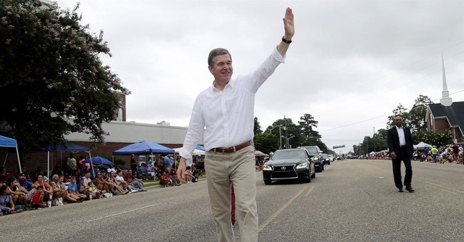 North Carolina Patriots Must Stand Up to Hypocritical Governor