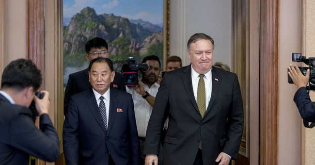Washington and Pyongyang get down to 'nitty gritty' in nuclear talks