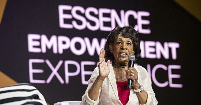 African-American Leaders on Capitol Hill Demand Speaker Ryan Censure Maxine Waters