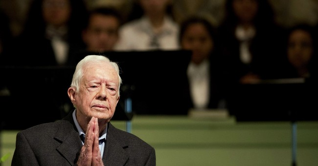 Jimmy Carter to Speak at Liberty University Commencement