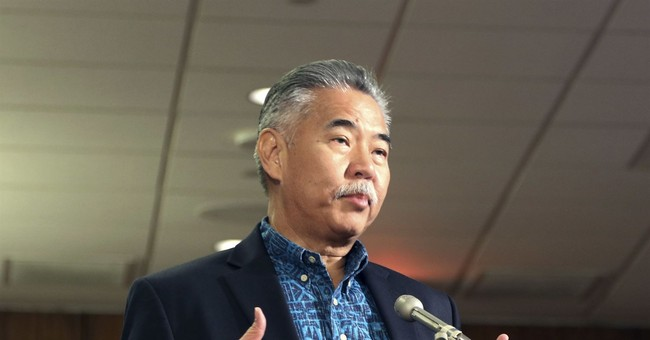 Hawaii Governor: Sorry I Couldn't Tell You About False Missile Alert Sooner, I Forgot My Twitter Password