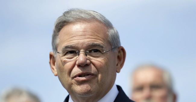 DOJ Asks Judge to Toss Out Charges Against Sen. Menendez in Corruption Trial
