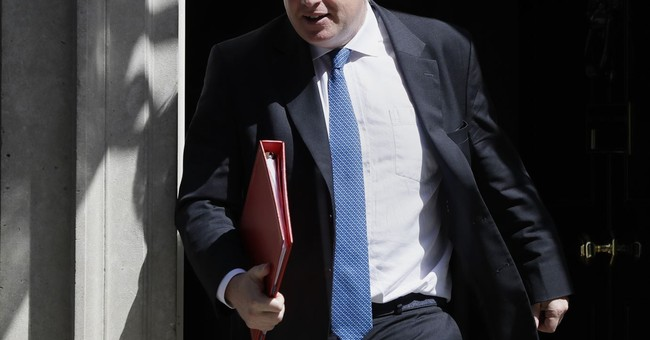 UK Ministers: Mad As Hell And Can't Take It Anymore