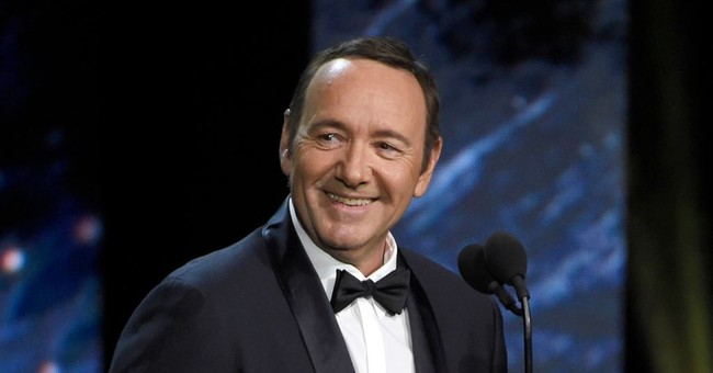 Here's How Much Kevin Spacey's New Film Earned on Opening Day...