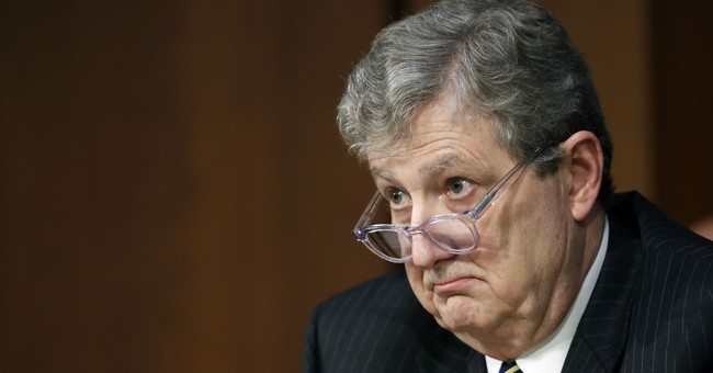 Senator Kennedy Has Some Words About Socialists Posing as Democrats