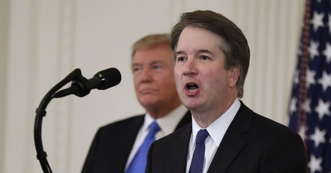 Judge Kavanaugh is as American as Apple Pie