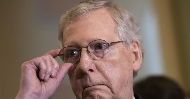 McConnell Just Moved to Approve a Hell of a Lot of Judges
