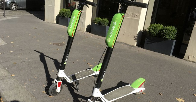 "California's Gig Law Comes For the Scooters, Destroys Independent ""Juicers"""