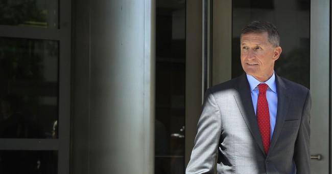WSJ Columnist Rehashes Key Fact That Guts the FBI's Persecution of Michael Flynn