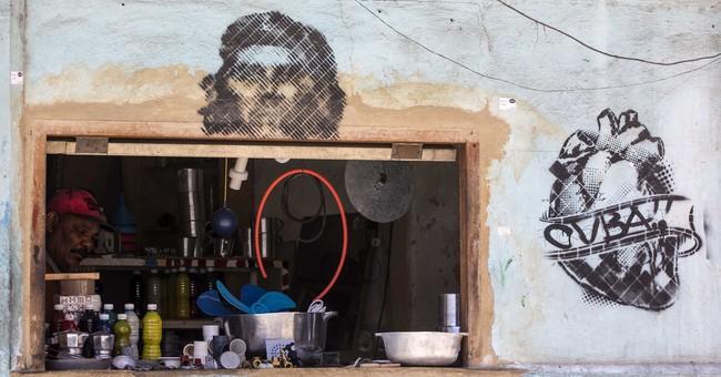Let's Compare Casualties: A Baltimore Weekend vs. Che Guevara's 'Battle of Santa Clara'