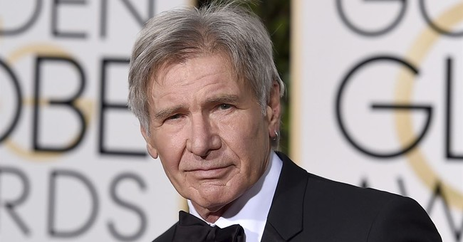 Harrison Ford's Climate Horror Story