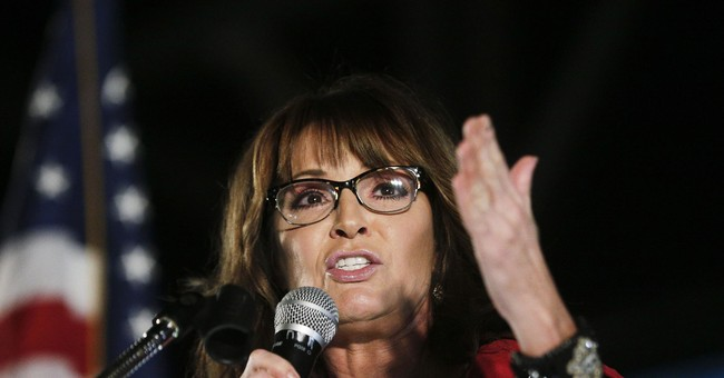 Palin Says She Was 'Duped' Into Interview With Sacha Baron