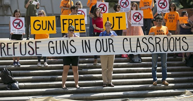 Political bias and anti-Americanism on university campuses