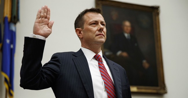 Disgraced FBI Agent Peter Strzok Fired Over Anti-Trump Texts