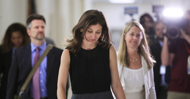 Former FBI Lawyer Lisa Page Said Anti-Trump Texts With Peter Strzok 'Mean Exactly What They Say'