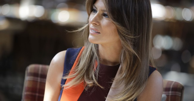 Congressional Candidate Posts Inappropriate Message About Melania, Defends it