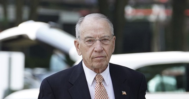 This is How Chuck Grassley Will Proceed With Kavanaugh's Accuser