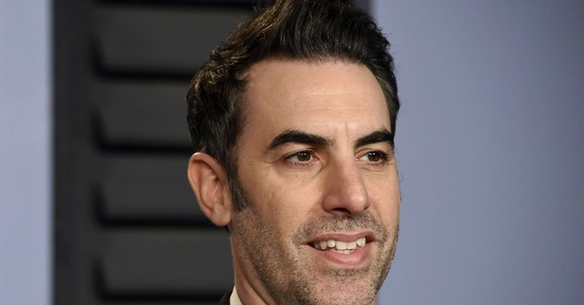 Sacha Cohen's New Series On Showtime Targets Republicans