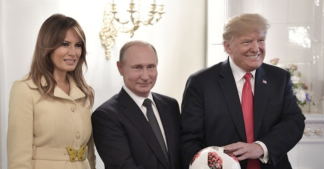 Trump Tries To Clean Up After Disastrous Putin Summit