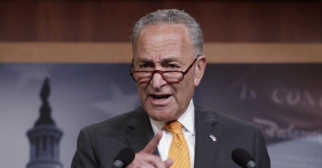 Schumer: Kavanaugh Let Nixon 'Off the Hook'...Wouldn't He Do the Same for Trump?