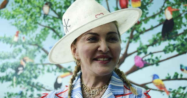 Bathtub Profundity From Madonna: COVID-19 Has 'Made Us All Equal In Many Ways' (Watch)