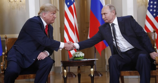 Trump to Putin at Summit: 'I Really Think the World Wants to See Us Get Along'