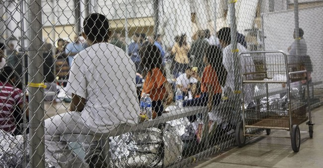 All It Took Was One Election for 'Kids in Cages' to Become Acceptable Once Again