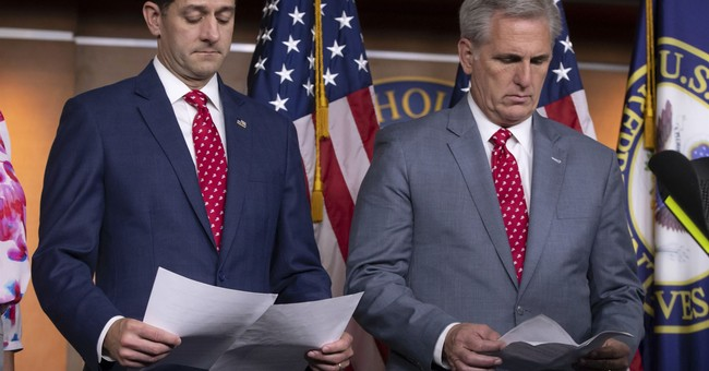 Hmm: Can't House Republicans Just Pass Trump's $5 Billion Wall Funding Request?