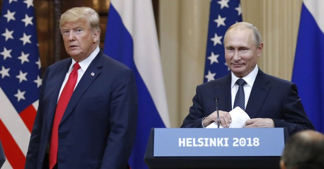The Trump/Putin Summit Is the Worst Thing Ever...Until the Next Worst Thing Ever