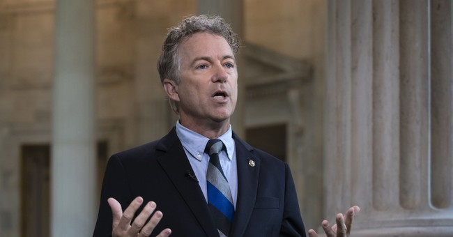 Rand Paul Reveals the Question Justice Roberts Refused to Read During Impeachment Trial