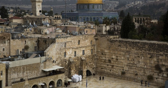 Another Country Follows U.S. Lead, Opens Embassy in Jerusalem