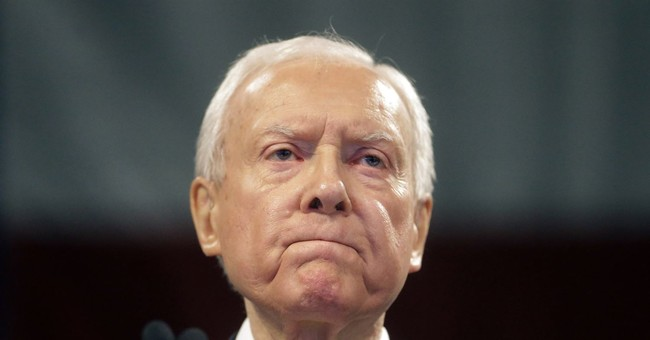 An Unfond Farewell to Un-statesman Orrin Hatch