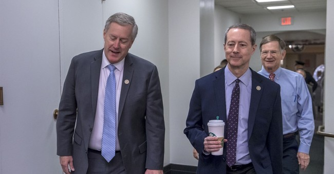 Mark Meadows (R-NC) Discusses Immigration Uproar