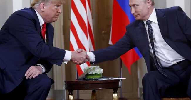 Trump Stands His Ground on Putin