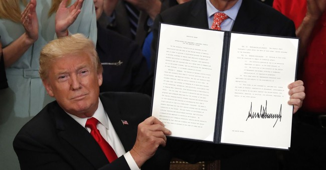 President Trump Signs Executive Order on Campus Free Speech