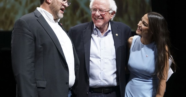 Alexandria Ocasio-Cortez's Mentor Bernie Sanders: Castro Educated Cuban Kids, Gave Them Healthcare