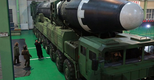 North Korea Might Be Working On New ICBMs