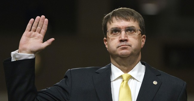 Here's What You Should Know About Robert Wilkie, The New VA Secretary