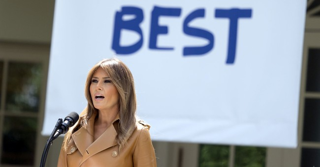 Melania Trump Uses 'Be Best' Initiative to Champion Foster Care Reform