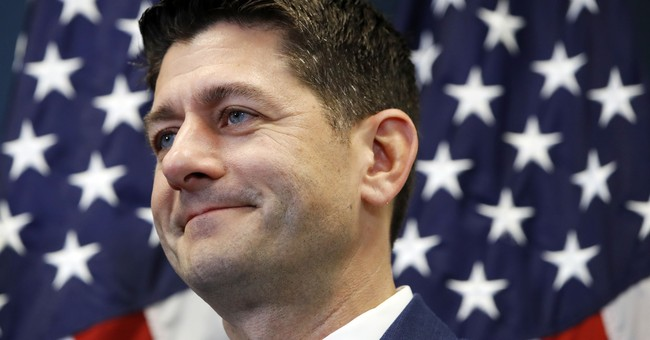 Paul Ryan Says Mitt Romney Will Fill the Role of 'Standard Bearer' for the GOP