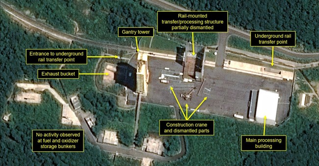 Report: North Korea Is Actually Dismantling a Key Nuclear Test Site