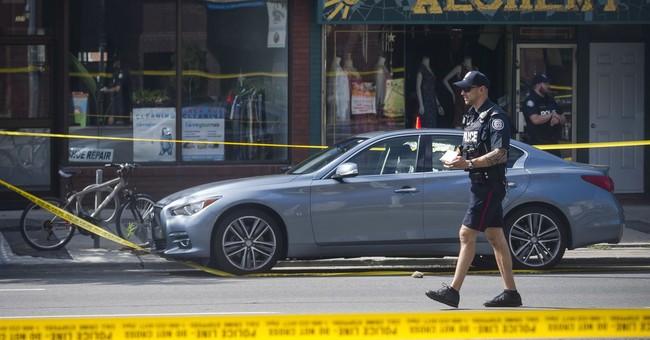 Toronto Killer's Gun Obtained Illegally, Won't Stop Canadian Gun Grabbers