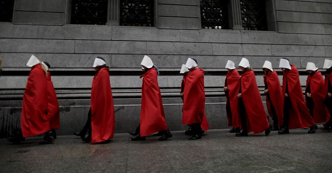 Hulu Rejects Political Ad That Planned Parenthood Wanted to Run During 'Handmaids Tale'