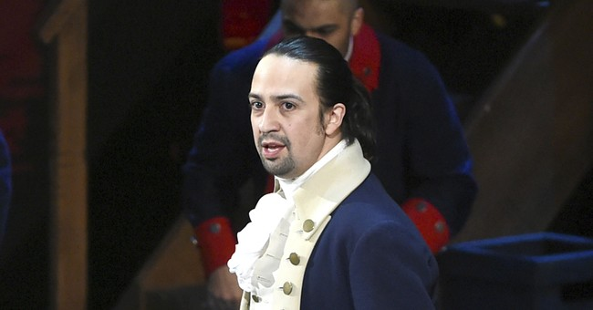 Lin-Manuel Miranda Responds to 'Hamilton' Criticism