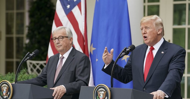 Trade War Between US and EU Averted (For Now)