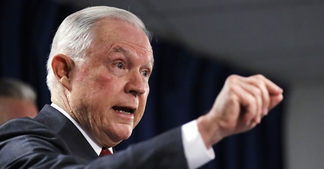 Sessions Speaks Out After Criticism of His Reaction to 'Lock Her Up' Chant