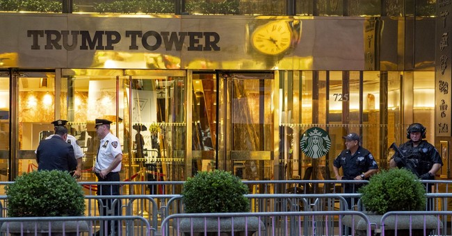 Two Men Arrested for Planning Terrorist Attacks on Trump Tower, Other Targets