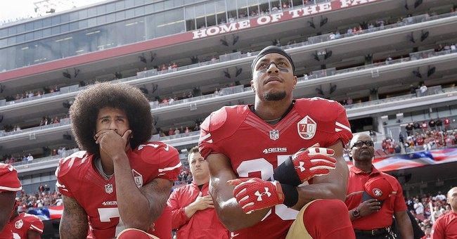 Protesting During the National Anthem, Freedom of Speech and Justice