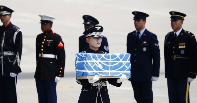 Promise Kept: Remains of U.S. Troops are on Their Way Home From North Korea