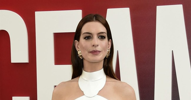 Anne Hathaway Is Making 'Race Relations' Worse